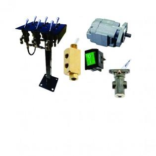 Cab Controls & Hydraulic Parts