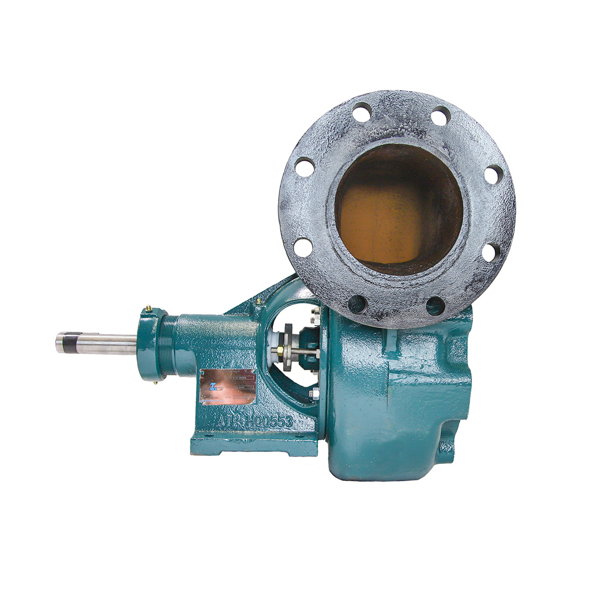B6Z Rope Seal Pump (CW Flange)