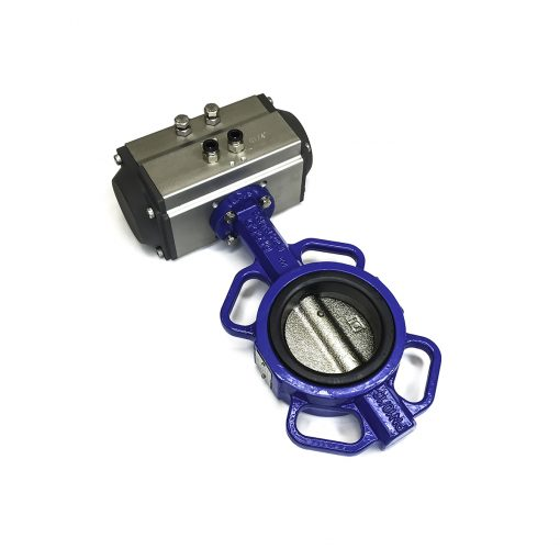 Wafer Butterfly Valve (Spring Return) for sale